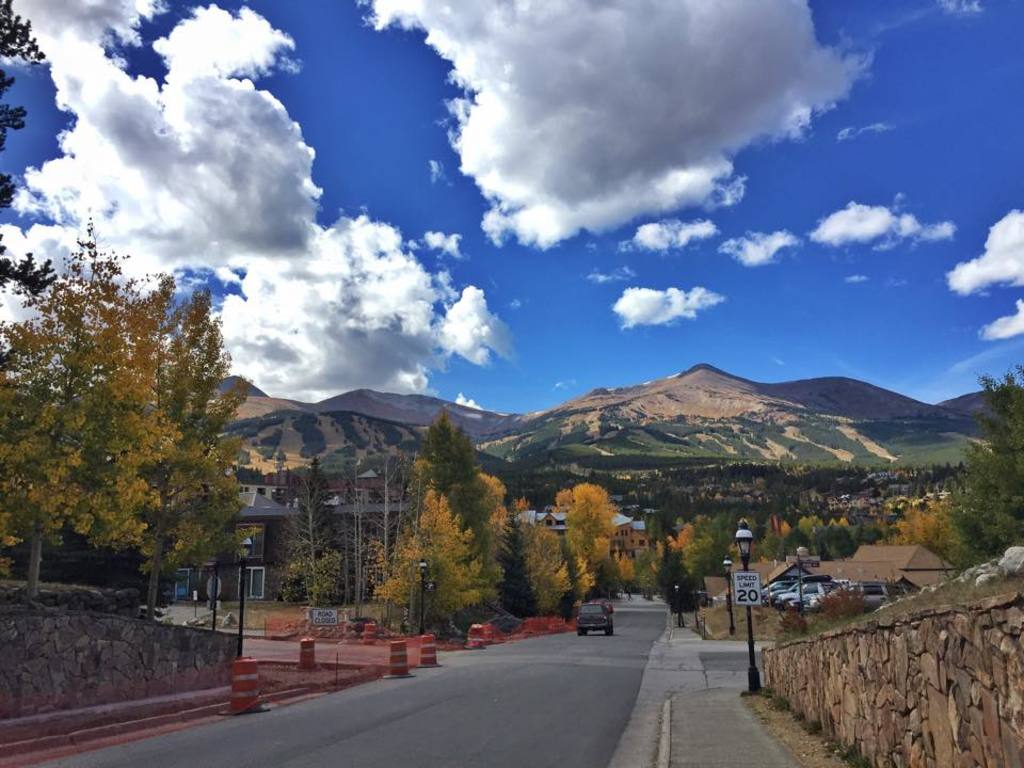 Breckenridge via Breckenridge Ski Resort -- Facebook