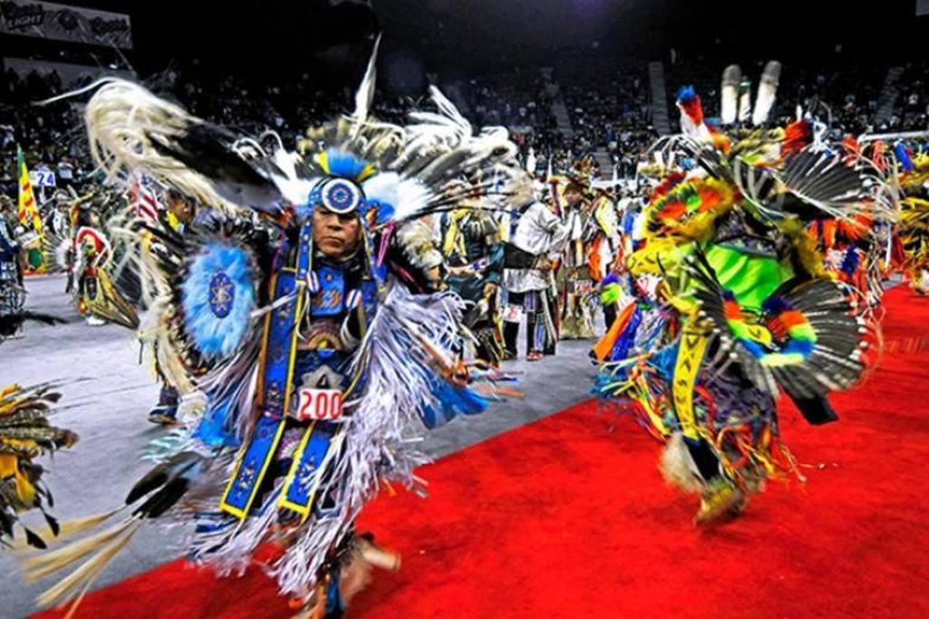 Photo courtesy of Denver March Powwow