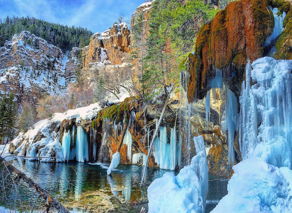Top coloradan adventures, Colorado bucket list, hanging lake, best hikes to do in Colorado,