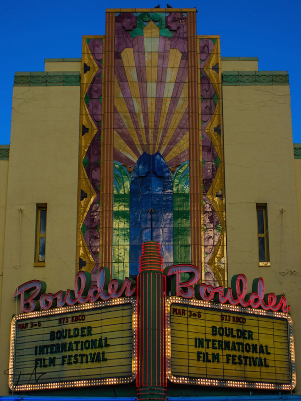 Boulder International Film Festival 2016, BIFF 2016, Boulder Theater, 303 magazine