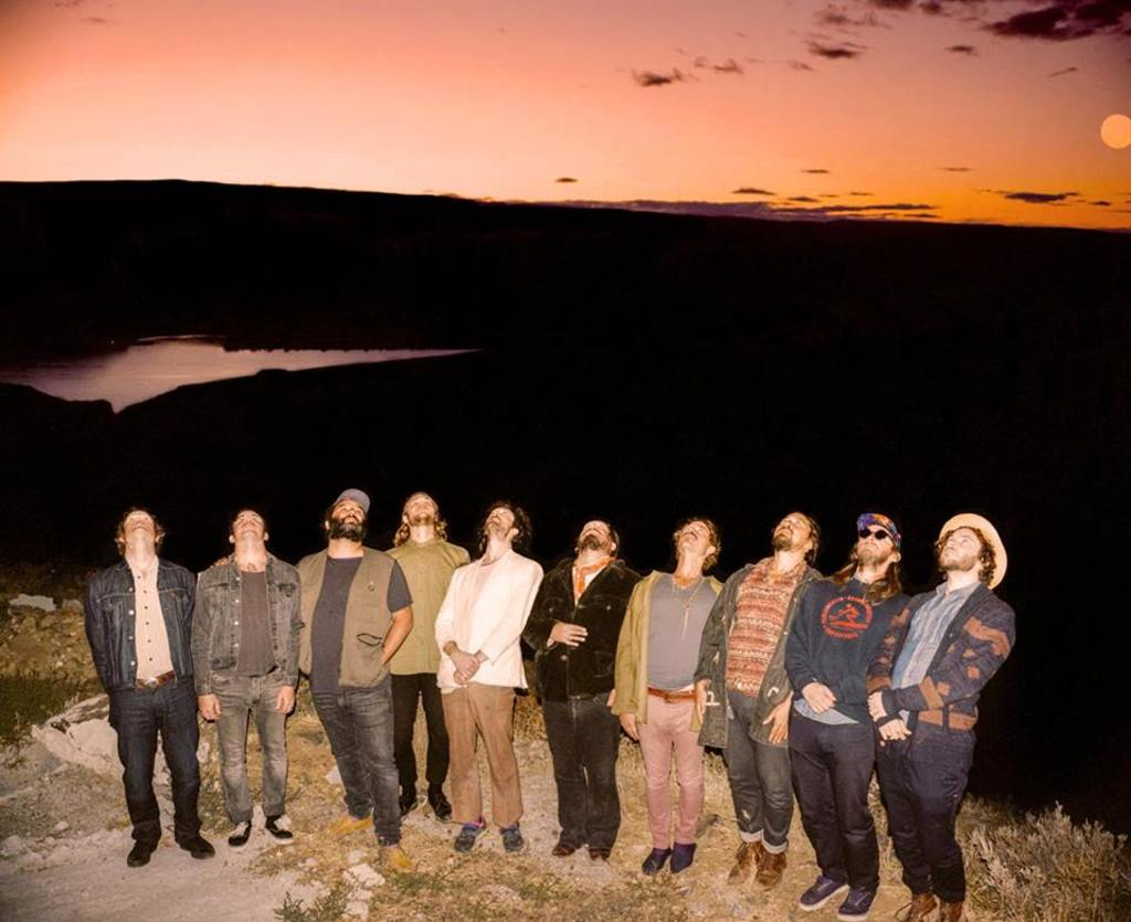 Photo courtesy of Edward Sharpe and the Magnetic Zeros' Facebook page