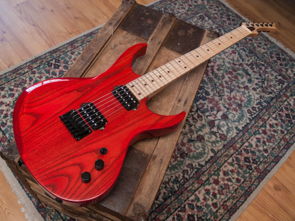 Highline Guitars Apollyon59