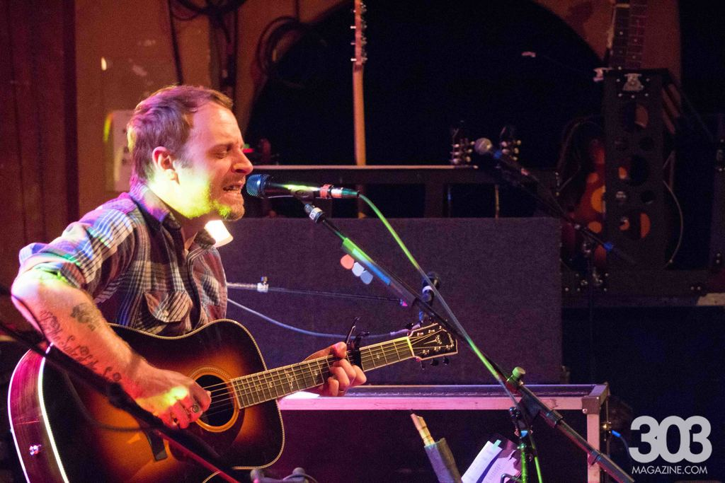 Deer Tick, 303 Magazine, Gothic Theater, Denver, Tyler Harvey, Kenneth Coles