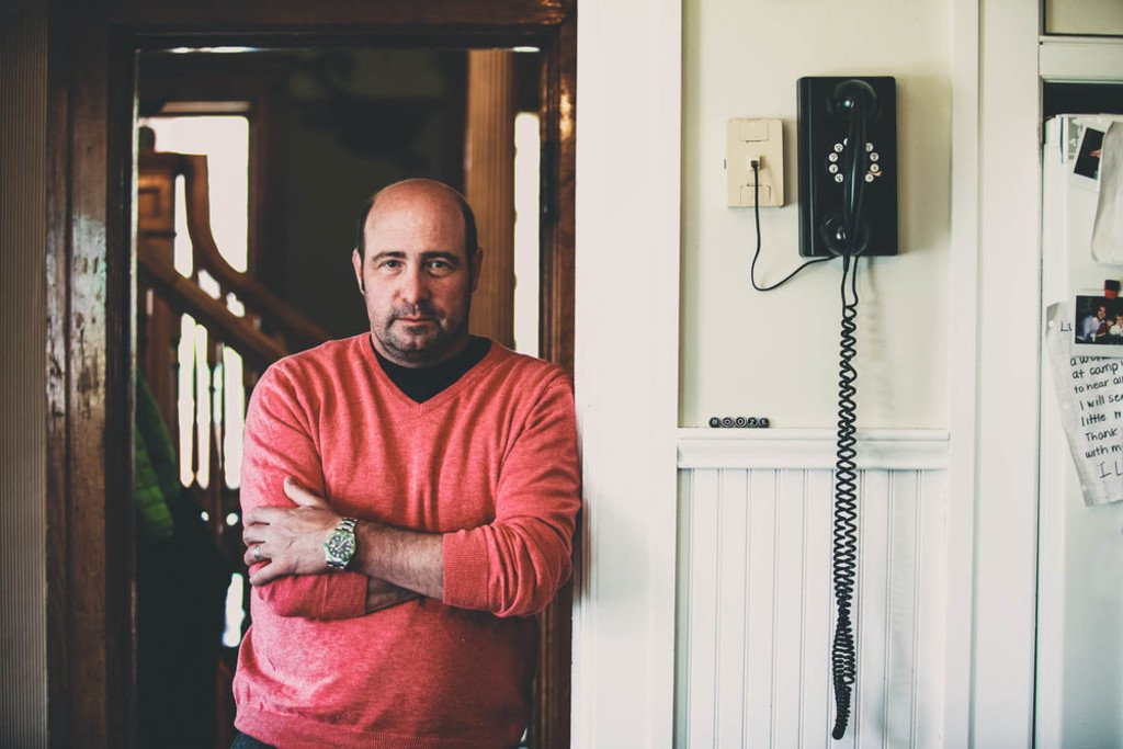 Chef Frank Bonanno. Photo courtesy of Fellow Magazine and Caitlin Fairly.