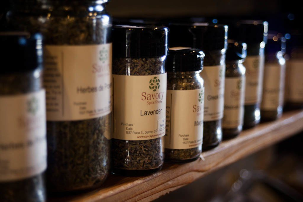 Savory Spice Shop. Photo by Jackie Collins.