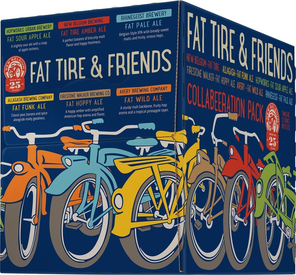 Photo Courtesy of New Belgium Brewing Company