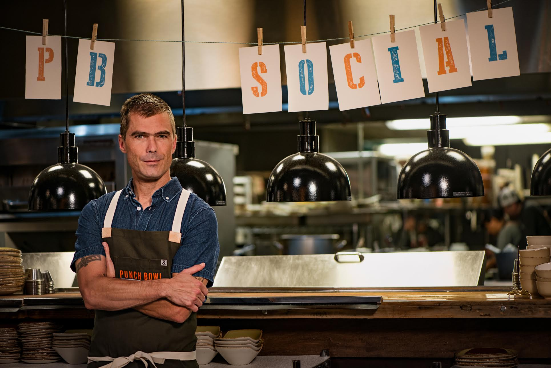 Chef Hugh Acheson. Photo courtesy of Punch Bowl Social.