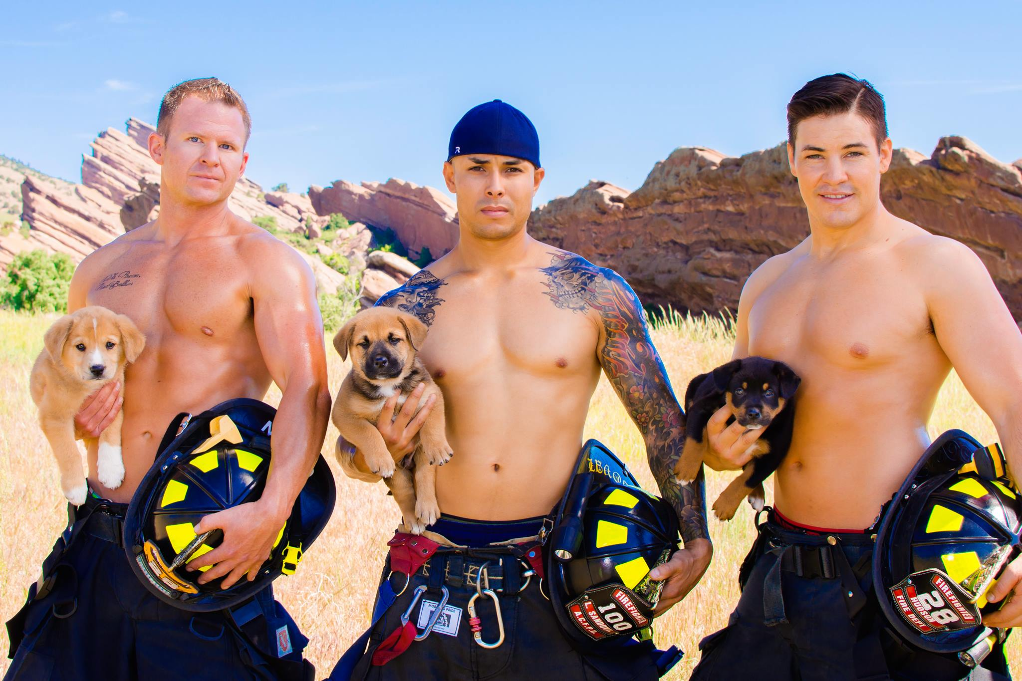 Firefighters Calendar
