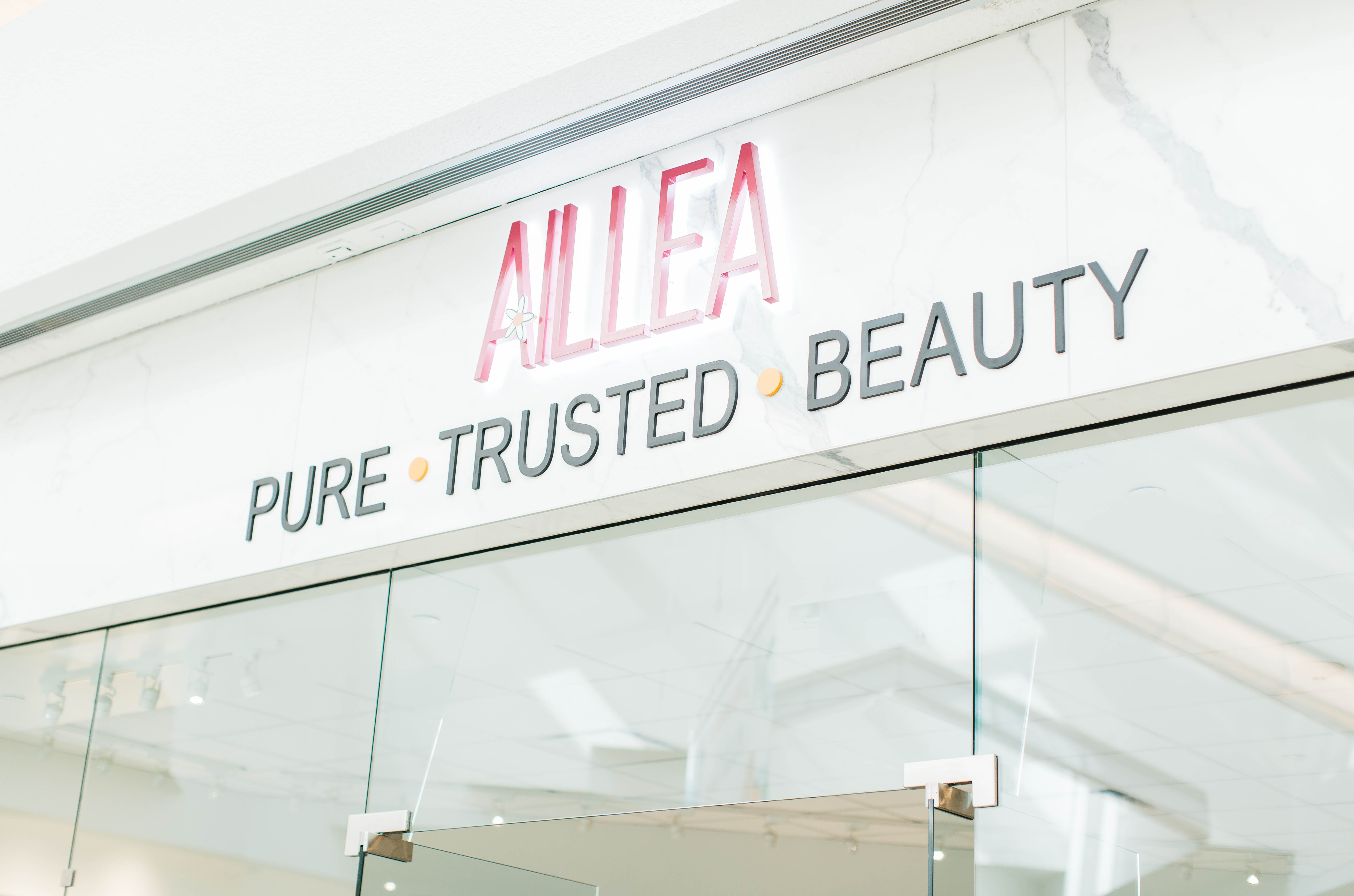 AILlEA is now open in the Cherry Creek Mall.