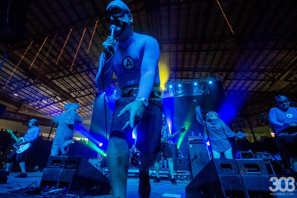 the aquabats, austin voldseth, sarah heath, 303 magazine, riot fest
