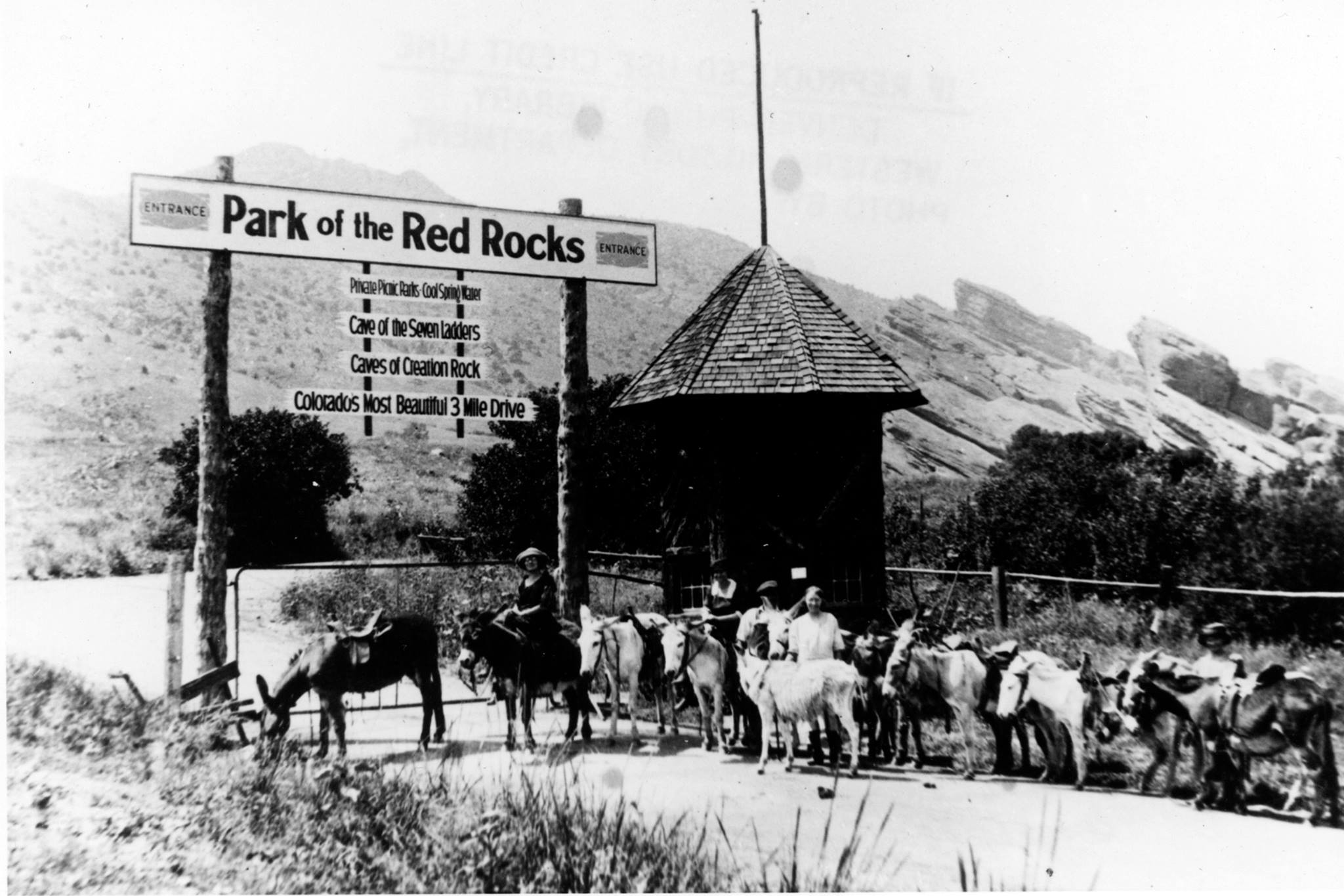 Red Rocks Historical