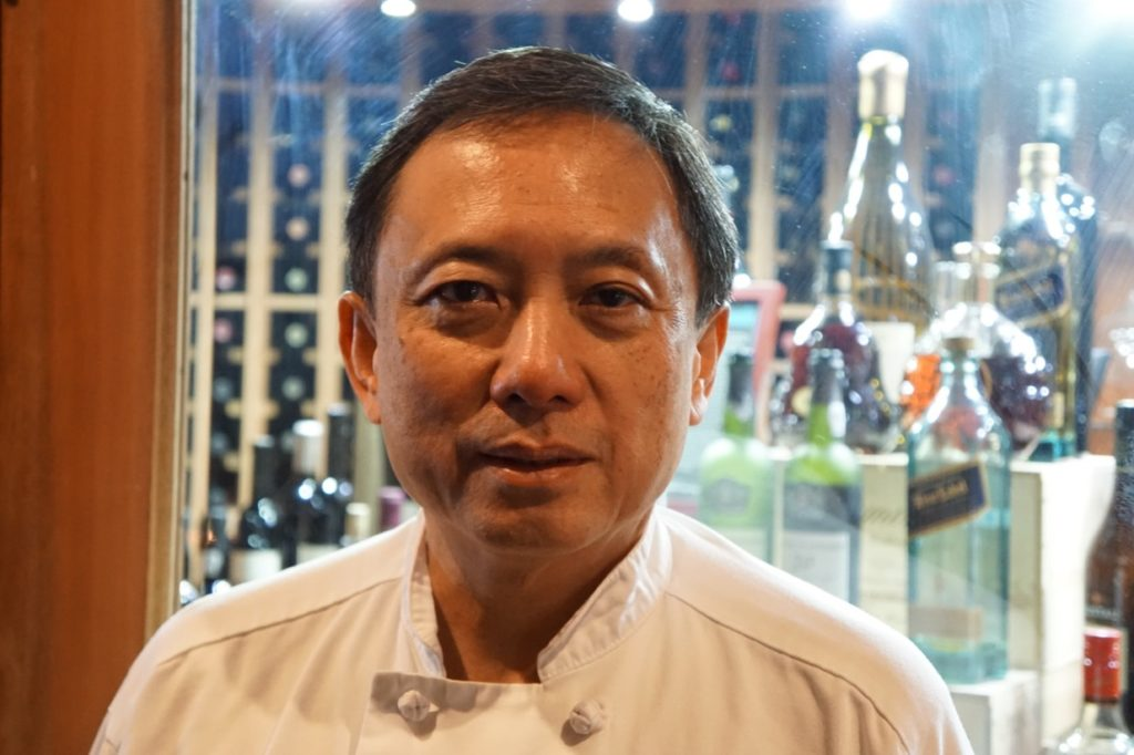 Chef Gene Tang of 1515 Photo courtesy of 1515 Restaurant
