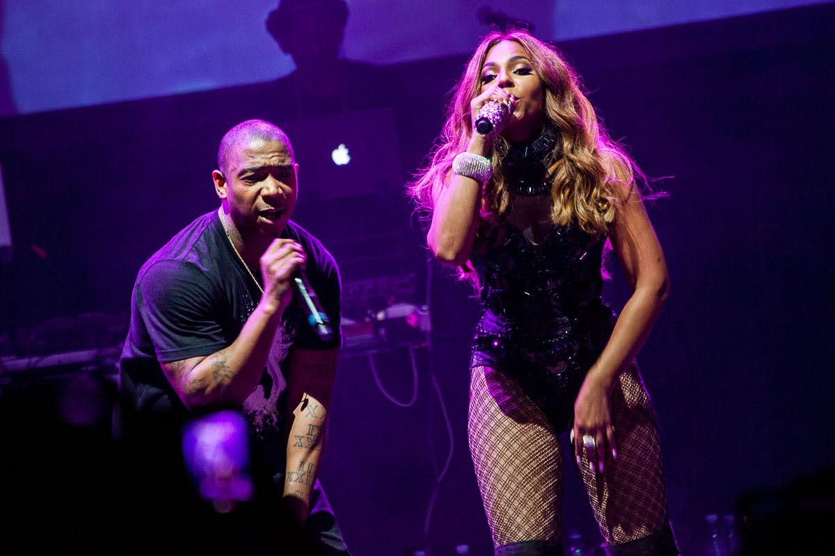 Ja Rule and Ashanti - Denver
