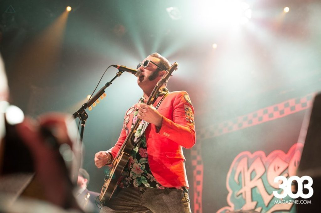 303 Magazine, 303 Music, Reel Big Fish