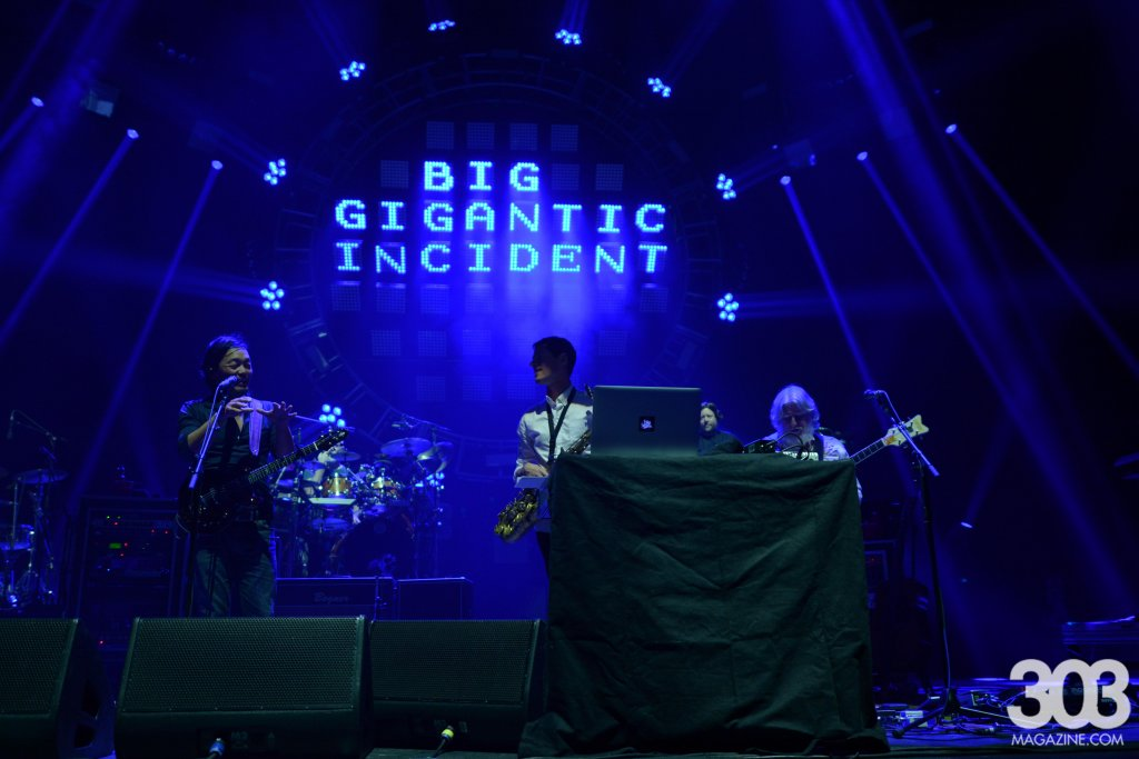 Big Gigantic String Cheese Incident NYE Denver