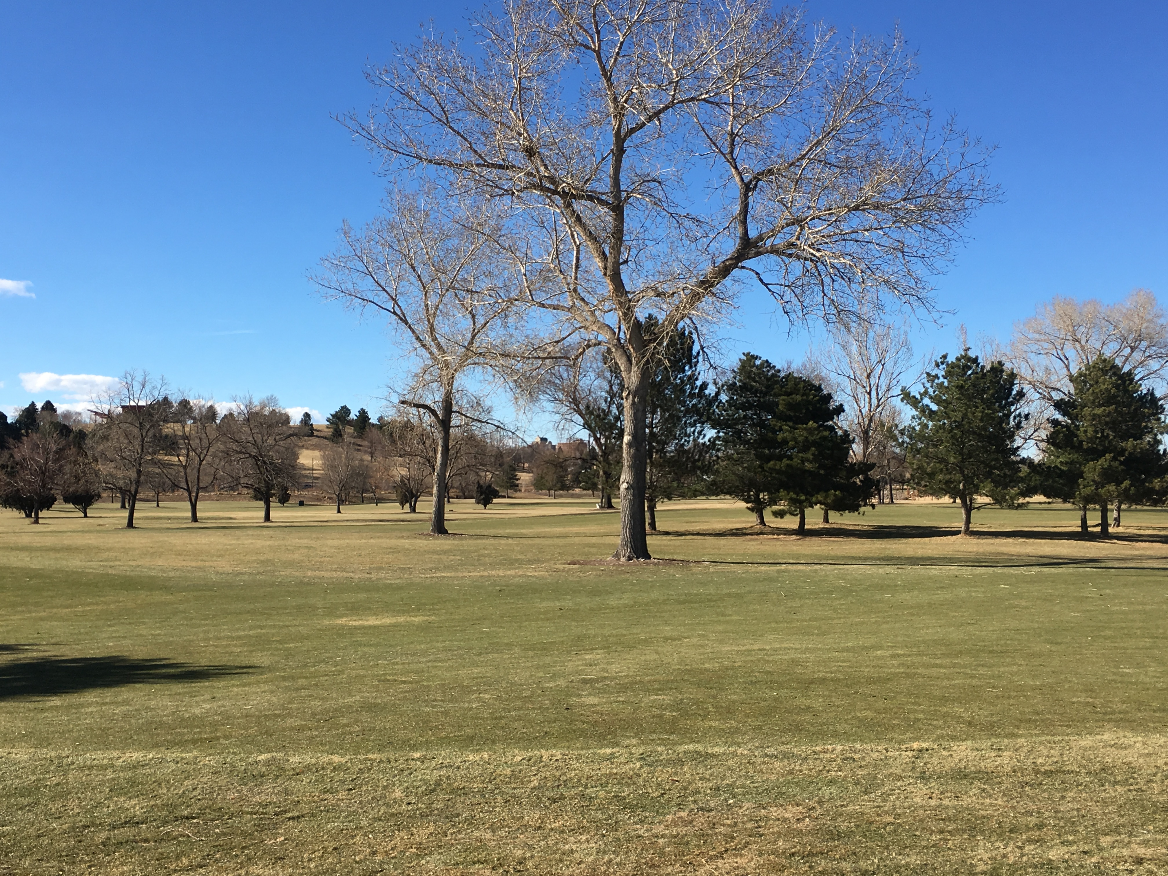 Overland Golf Course