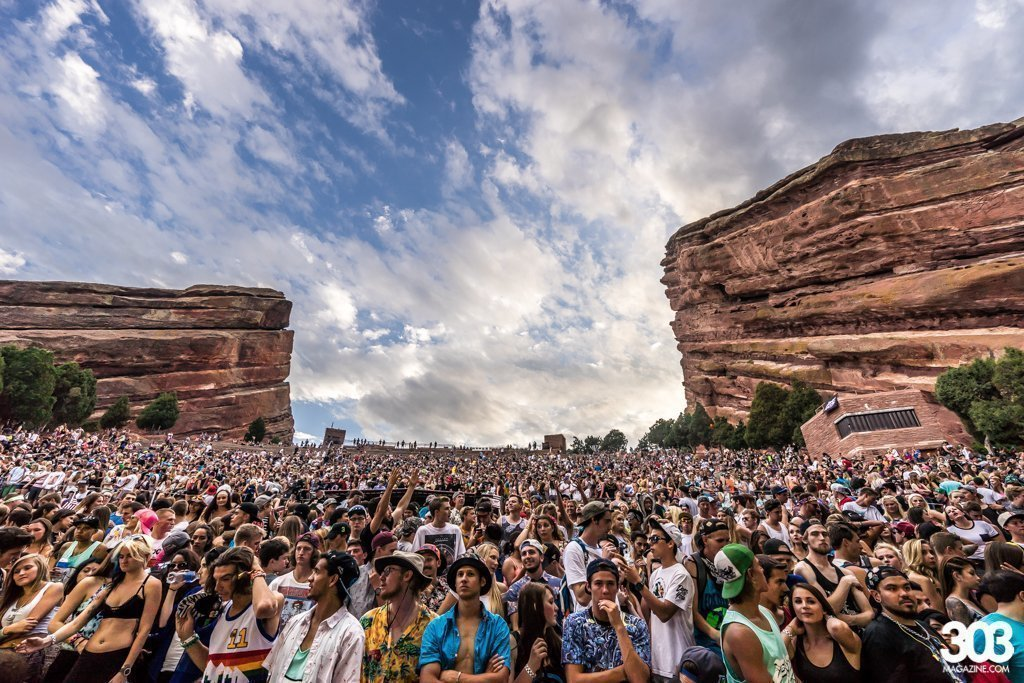 Red Rocks, 303 Magazine, Denver, Denver Music, Red Rocks Colorado