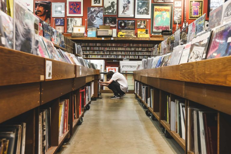 303 Magazine, Kyle Cooper, Tyler Harvey, Denver, Twist & Shout, Record Store Day