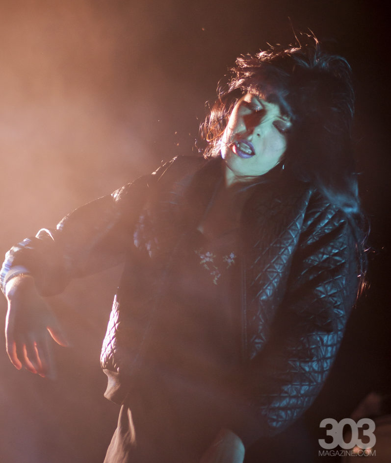 Sleigh Bells, 303 Magazine, Candace Peterson, Denver Concerts, Tyler Harvey