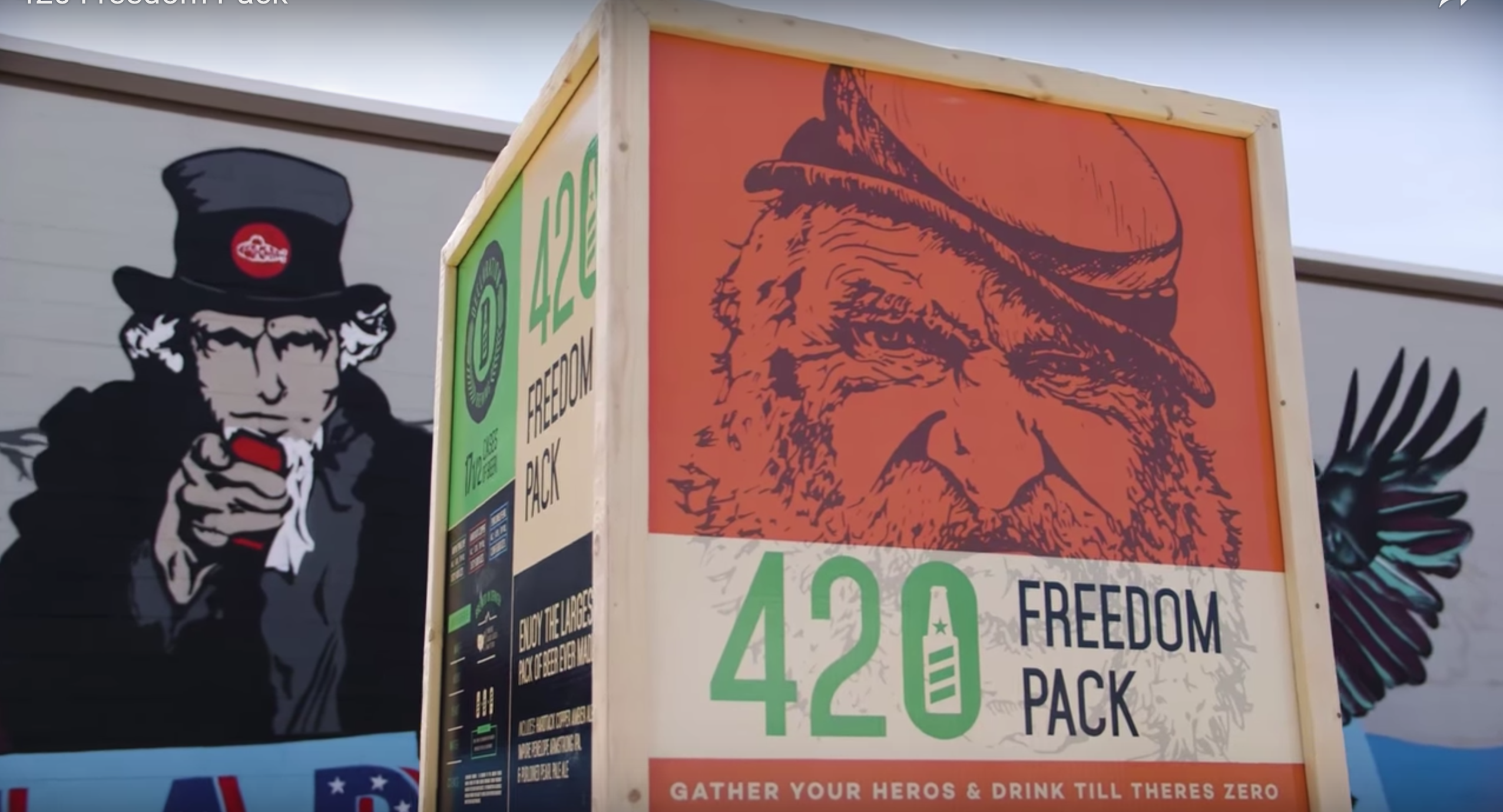 denver brewery unveils world u0027s largest pack of beer 303 magazine