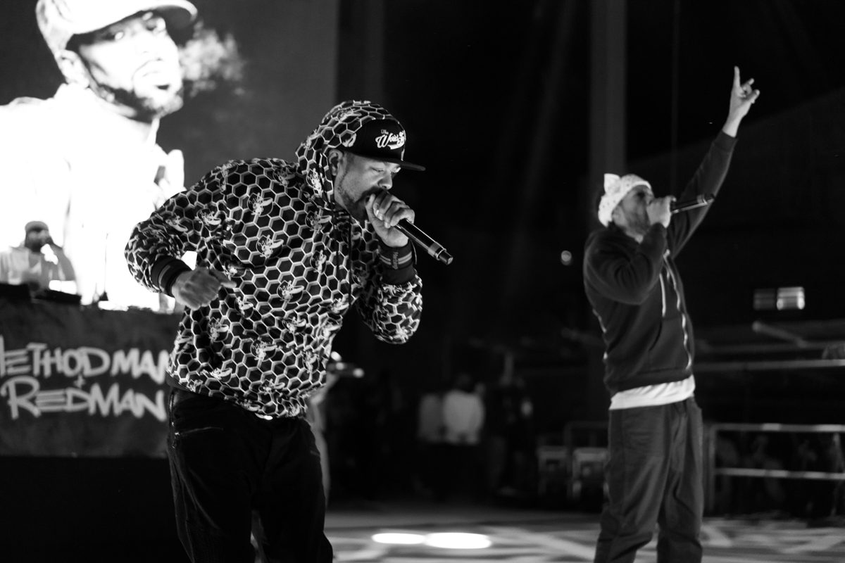 Method man & Redman, Red Rocks
