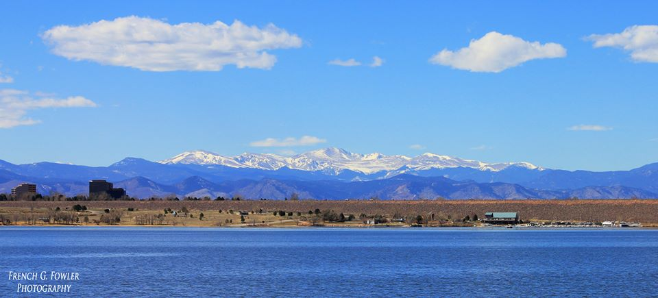 SUP Denver, Cherry Creek Reservoir, French G Fowler Photography