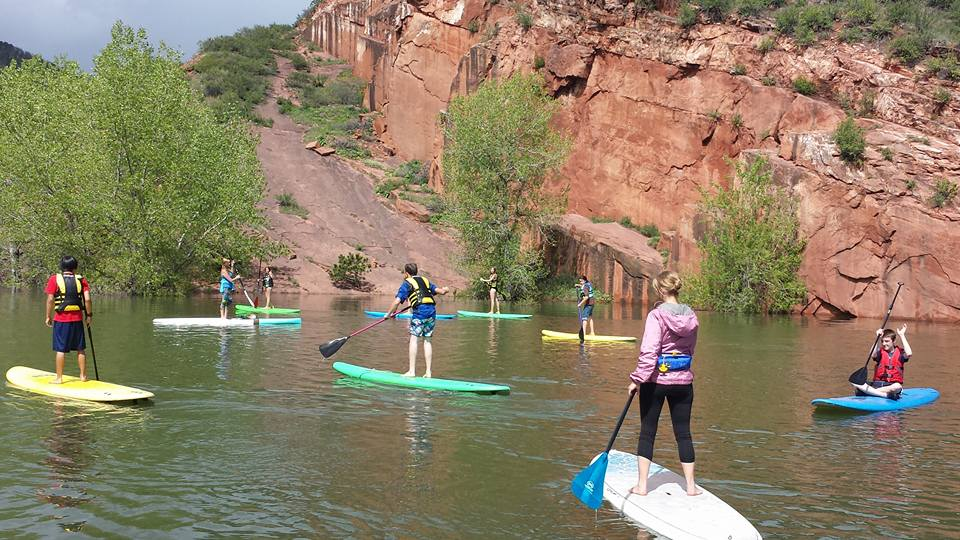Mountain Sup, SUP Denver, Horsetooth Reservoir, 303 Magazine