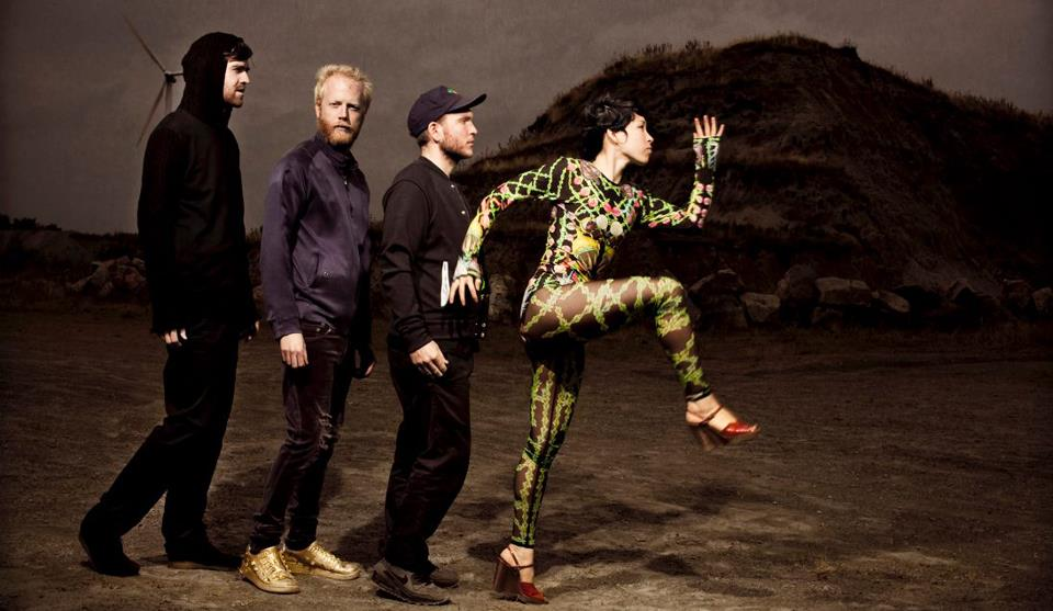 Little Dragon, Denver, 303 Magazine, 303 Music, Yukimi Nagano, Erika Gill, Red Rocks, interview