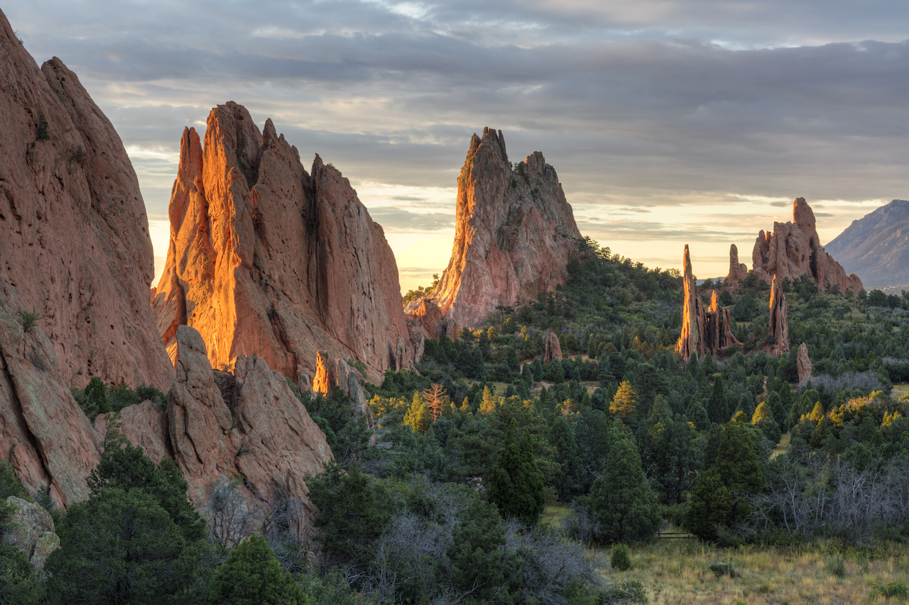Seven Little Known Facts About the Garden of the Gods in