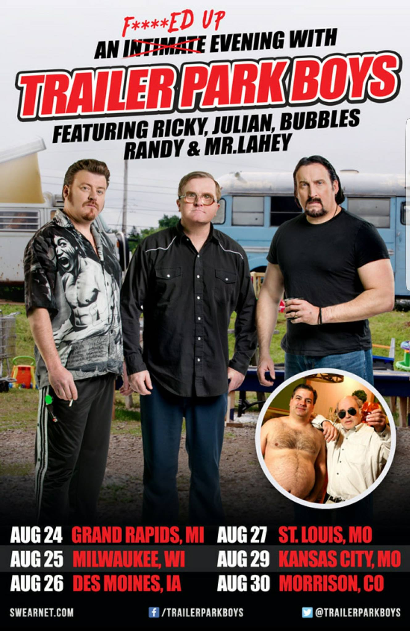 Bubbles Halloween Costume Trailer Park Boys | Review The Trailer Park Boys Brought Trailer Park Class To Red