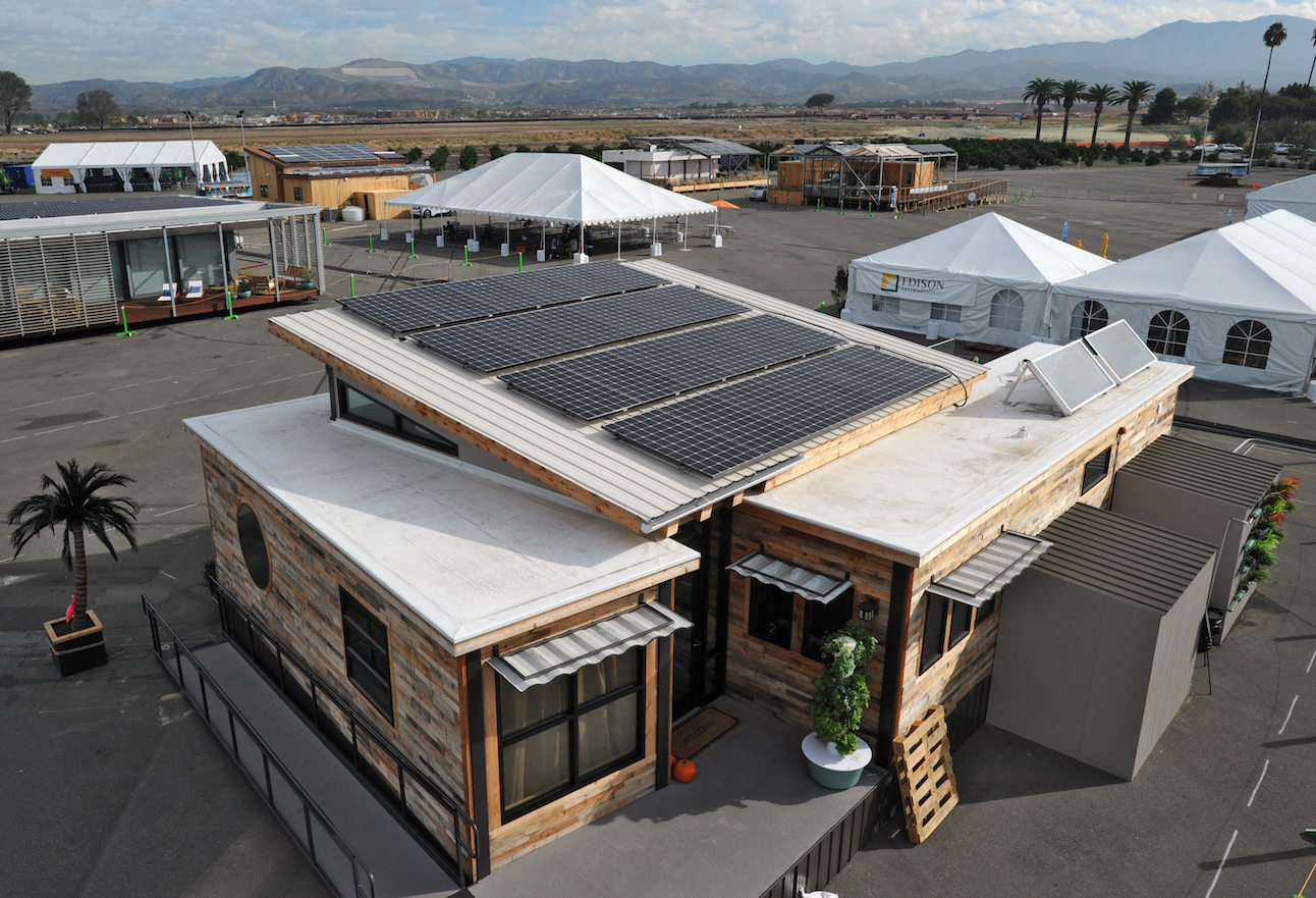 Thomas Kelsey, Solar Decathlon Denver, Solar City Denver,