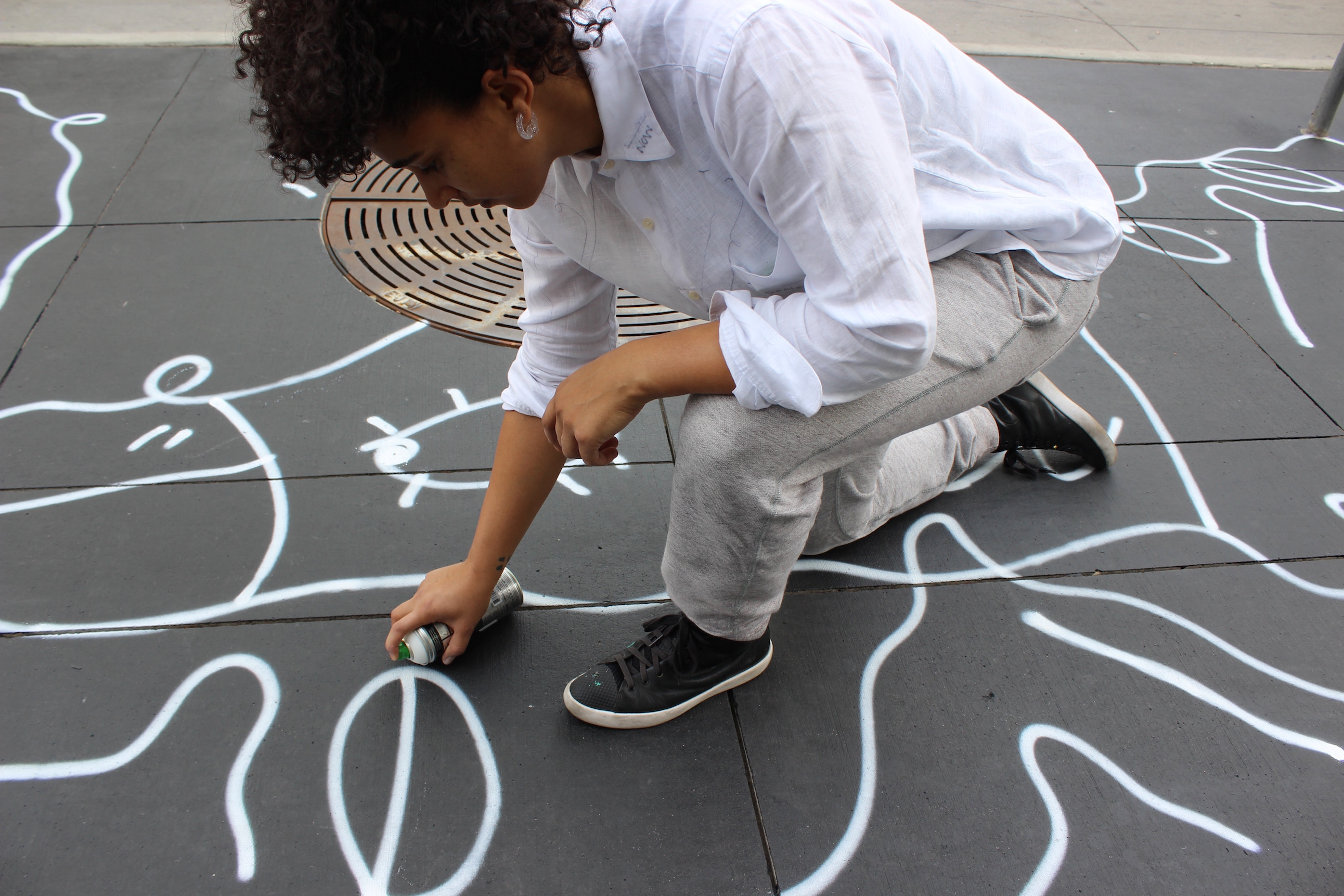 Photos Shantell Martin, Cori Anderson, 303 Magazine, Denver Theatre District, Nine Dot Arts