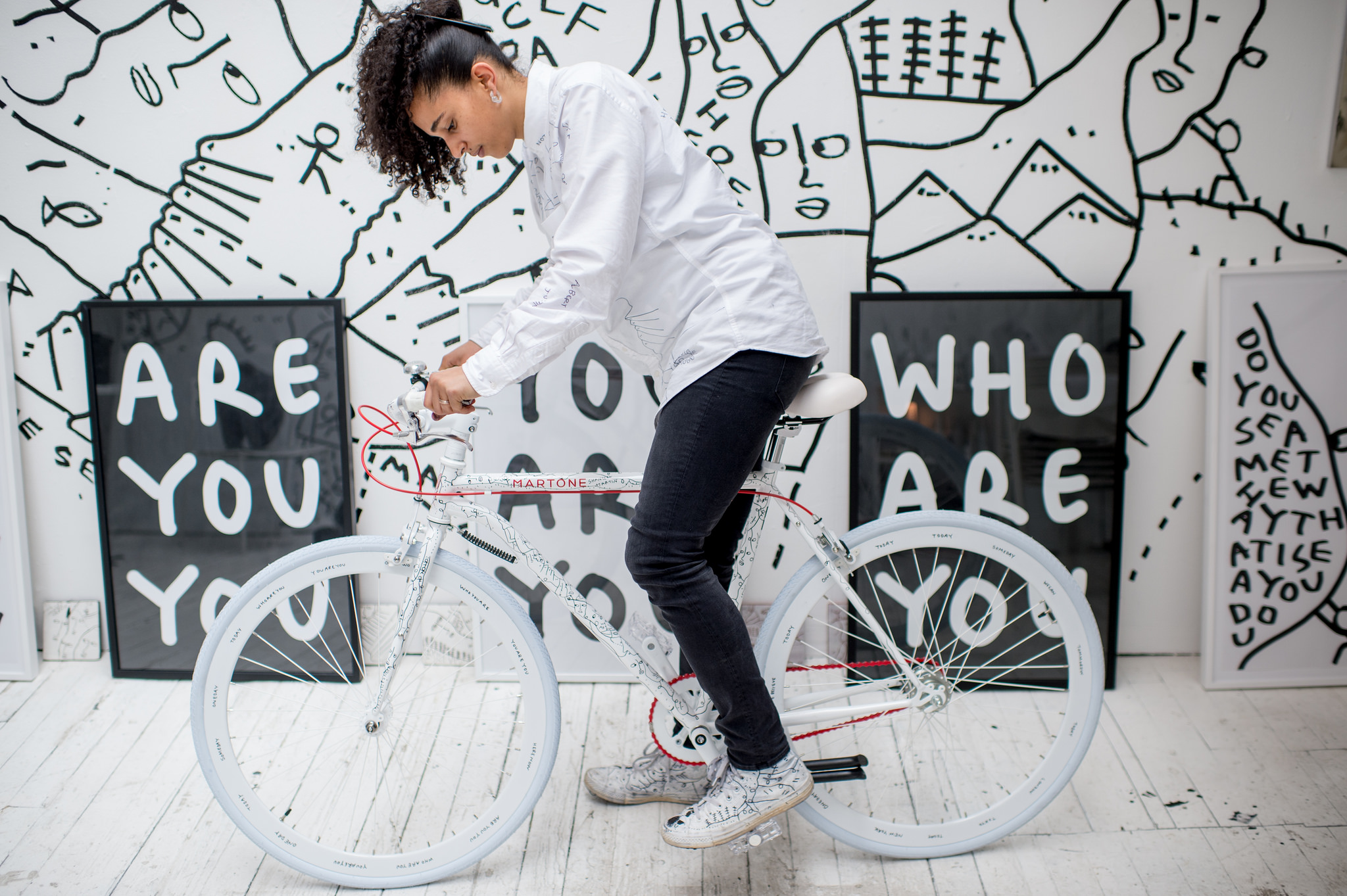 Shantell Martin, Denver Theatre District, Terra Firma,
