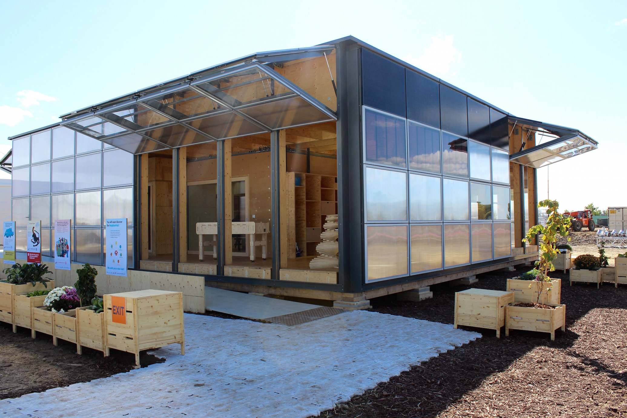 Solar Decathlon 2017, Denver Solar Decathlon, Solar City Denver, Solar Power, 303 Magazine, Cori Anderson