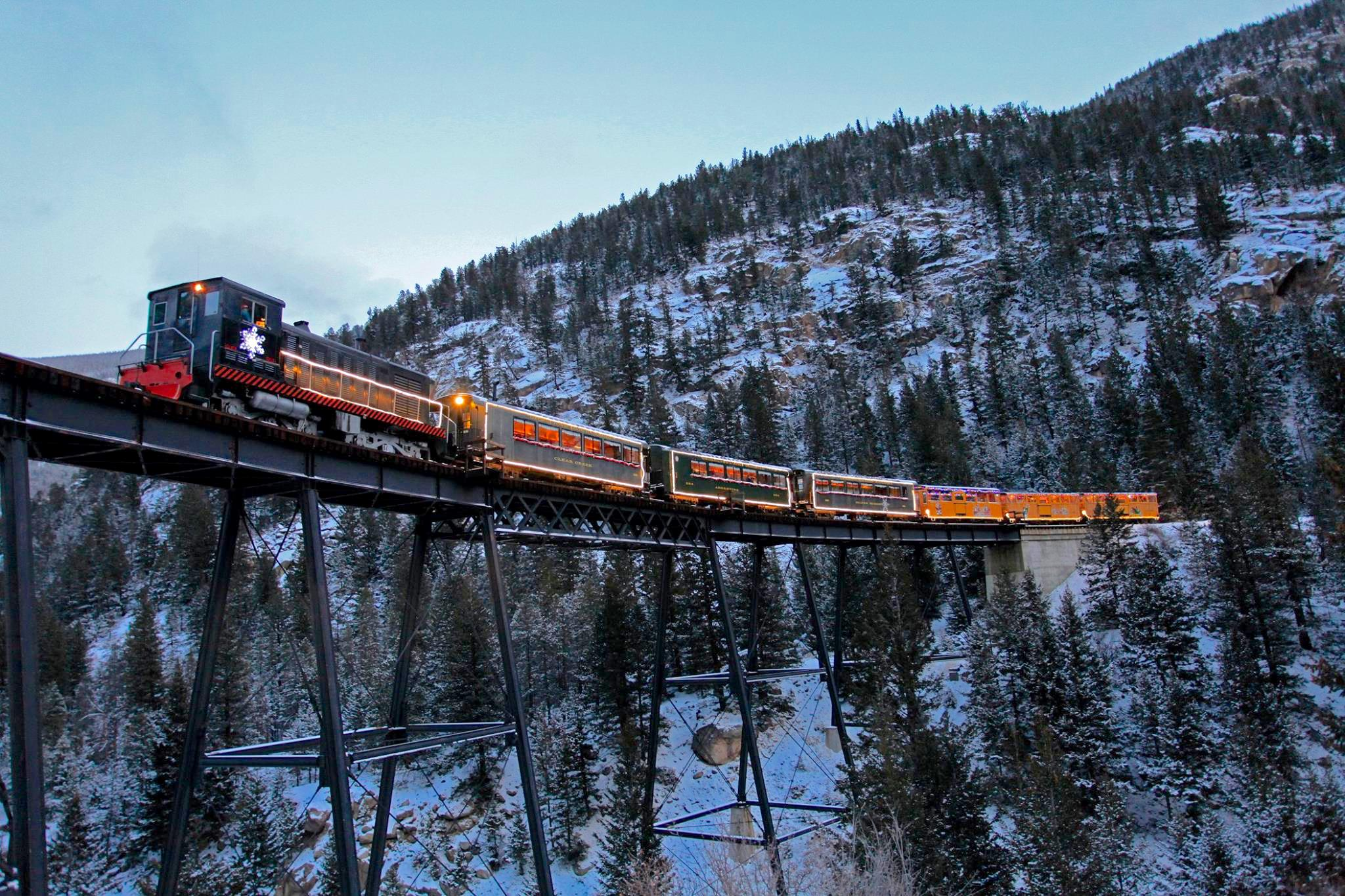 6 Colorado Christmas Trains That\'ll Take You to the North Pole This ...