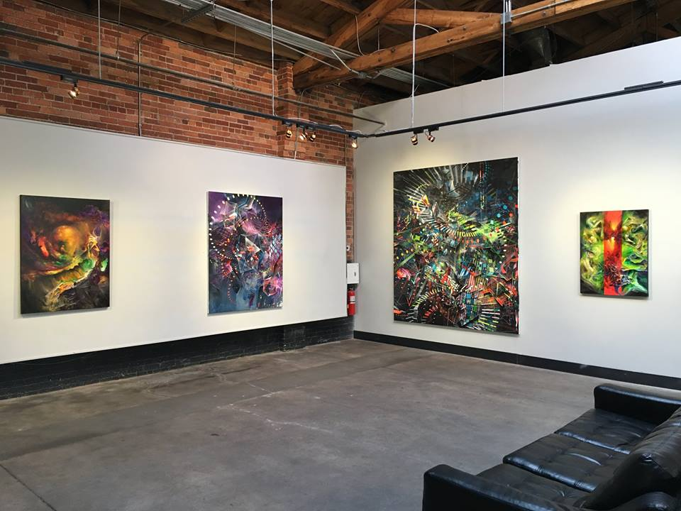 Denver Art Galleries, Art Gallery Denver, Knew Conscious
