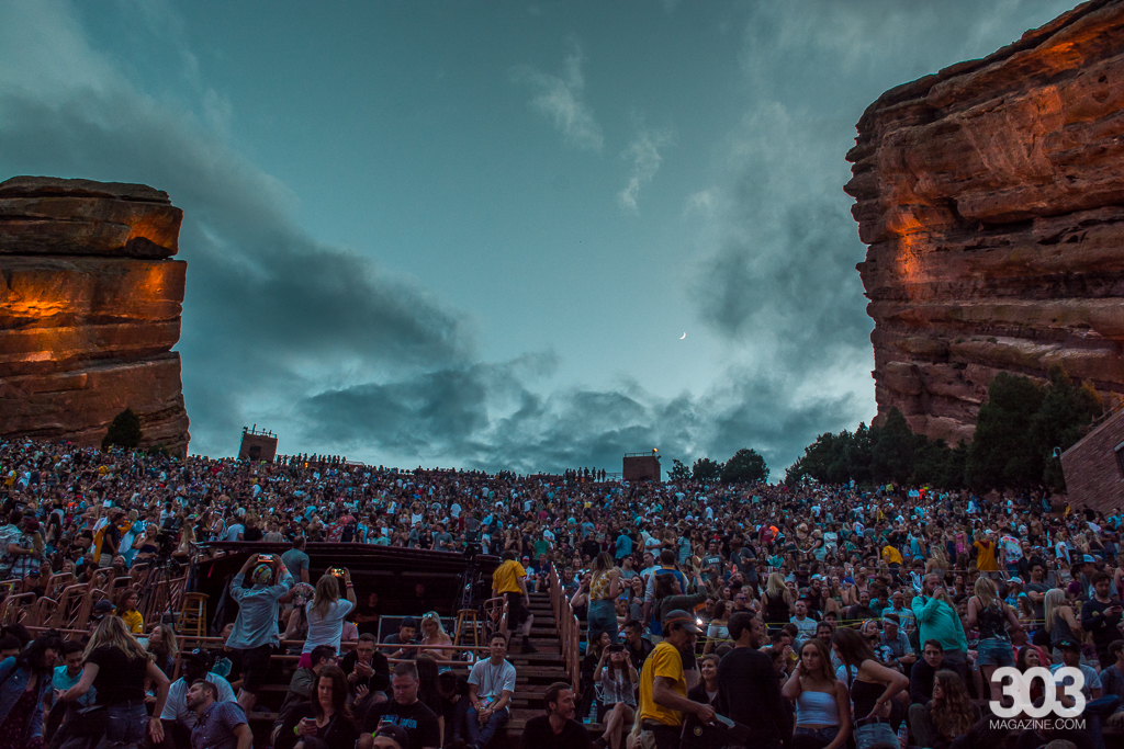 kait starr, ryan lewis, red rocks, odesza