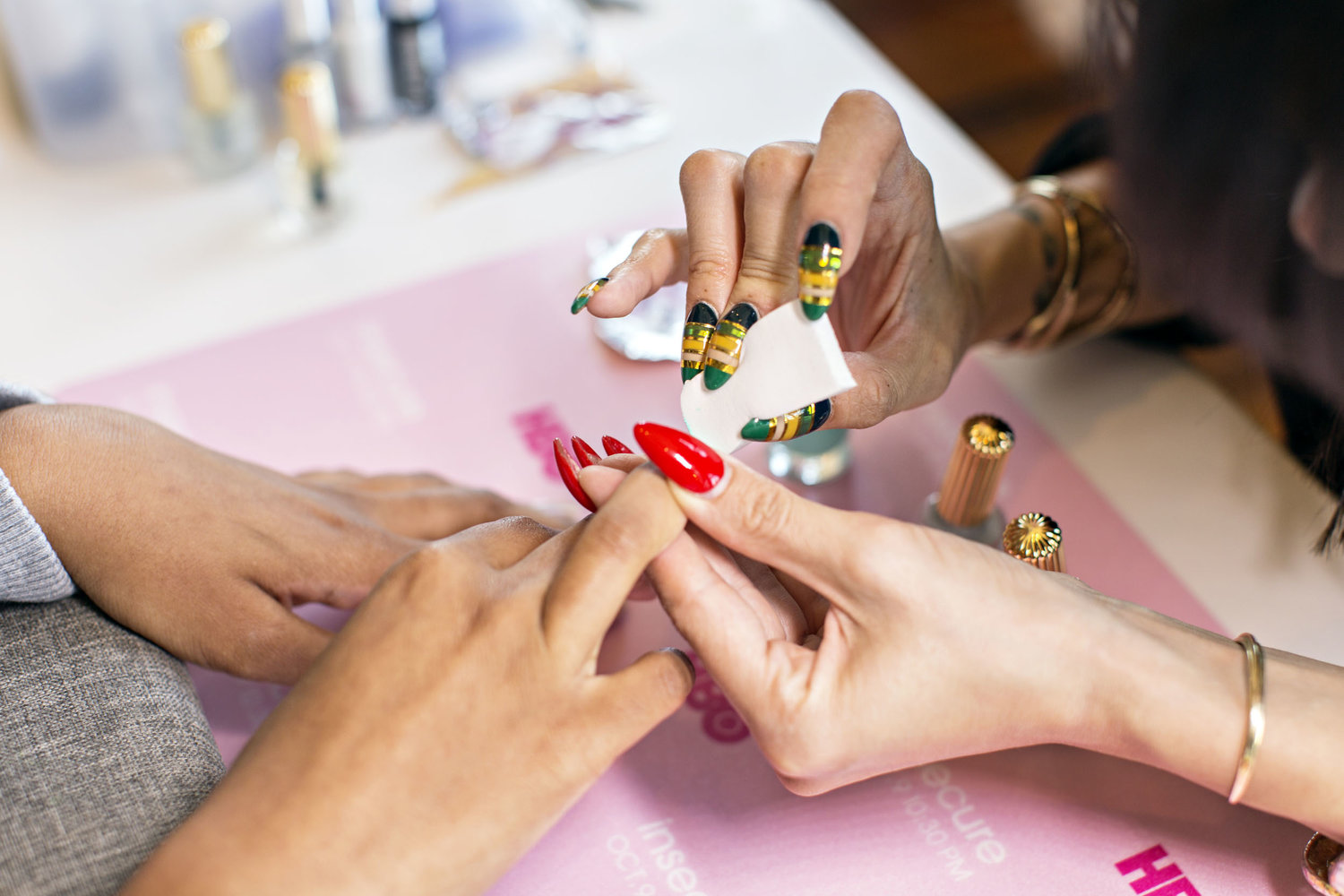 Nail Art Pop Up Brings Celebrity Nyc Salon To Denver