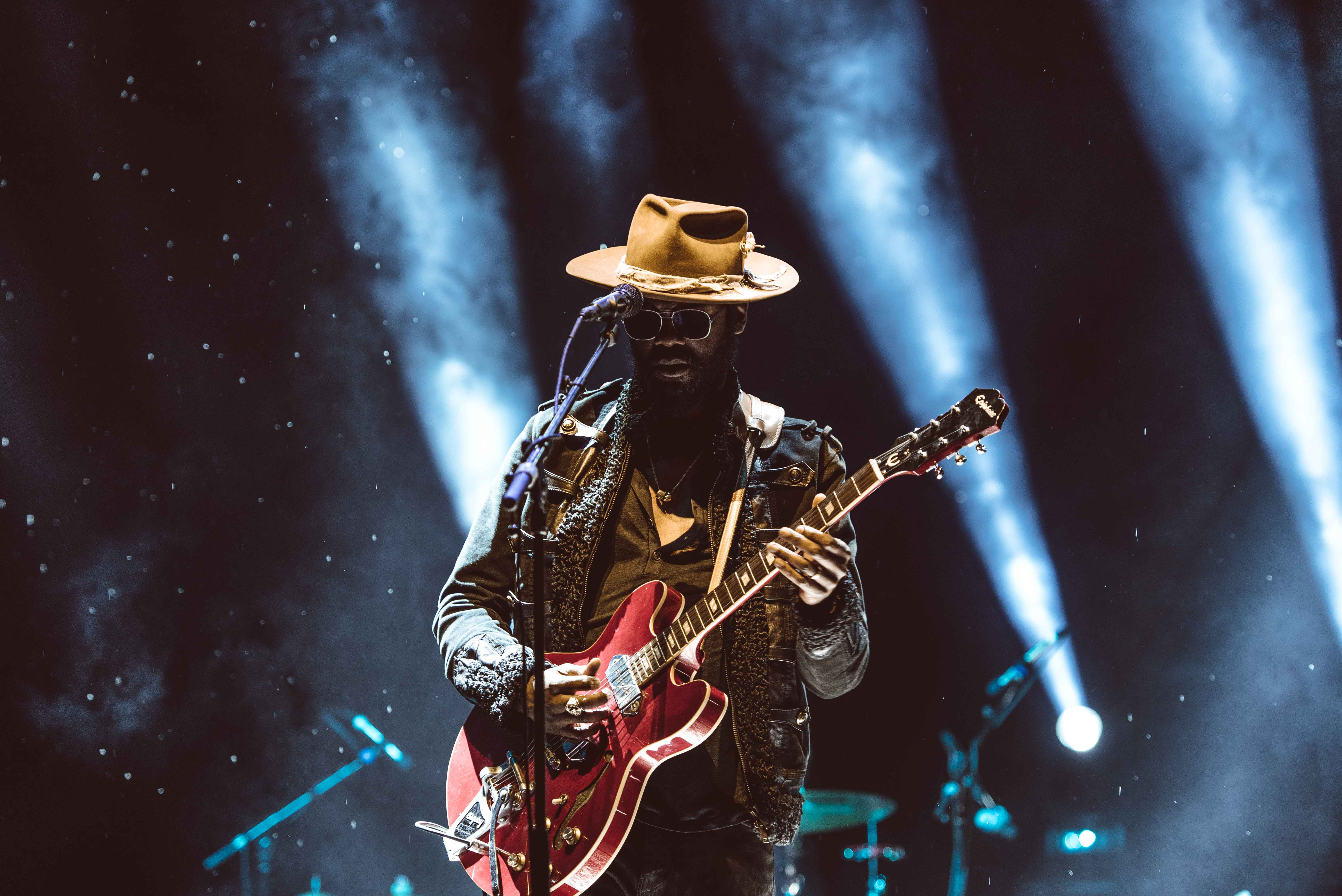 Think No Think, Valerie June, Gary Clark Jr, Ellie Herring, Alden Bonecutter, 303 Magazine, 303 music, red rocks, come together, astral plane, don't owe you a thang, Next Door Neighbor Blues, When My Train Pulls In, our love, if trouble was money