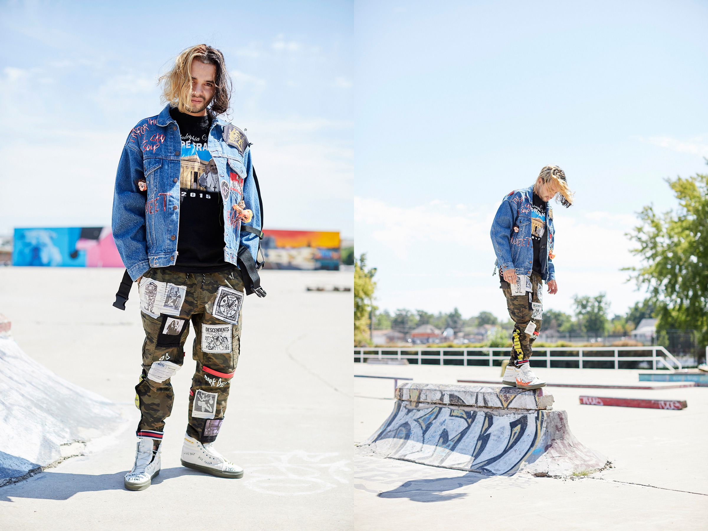 DarkDenim, 303 Style, 303 Fashion, Hello Denver My Name is, Aldo Olivarez