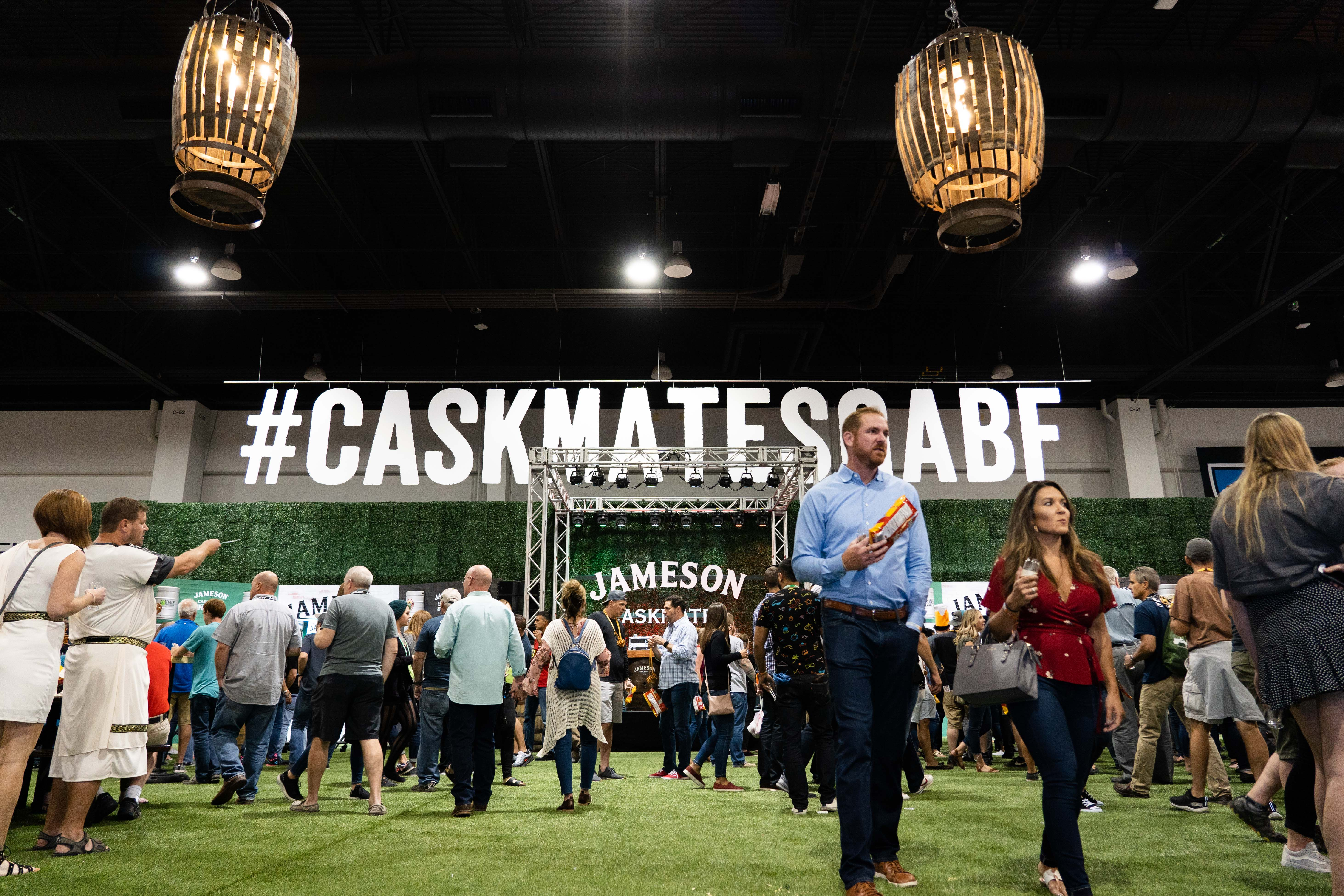 Craft Beer, 303 Magazine, Great American Beer Festival, GABF 2018, GABF, Denver, Hazy IPAs, Stouts, Spontaneous Beers, GABF Gets Bigger But Stays True To Its Roots, Trends at GABF 2018, Buffalo Wild Wings, Jameson Irish Whiskey, Colorado Convention Center, Photography By Kyle Cooper, Photography By Brittany Werges, Colorado Brewery List, Denver Beer Company, Ska Brewing, Butcherknife Brewing, 105 West Brewing, Banded Oak Brewing, Royal Gold Pretzels, Hop Butcher For The World, Modern Times Brewing, Kane Brewing, Revision Brewing, Great Notion Brewing, Fremont Brewing, Fiction Beer Company, New Glarus Brewing, The Referend Bier Blendery, Loveland Aleworks, WestFax Brewing,