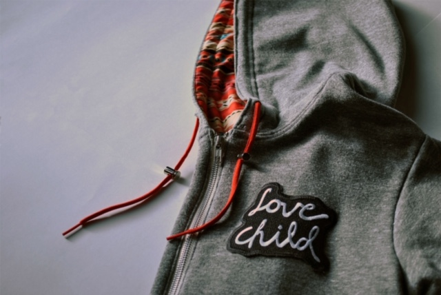 Love Child hoodie