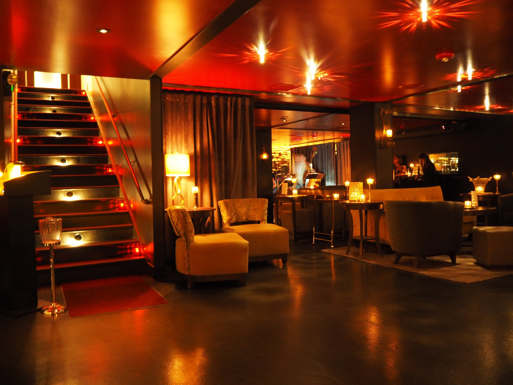 303 Magazine, 303 Music, The Crimson Room, Romantic Venue