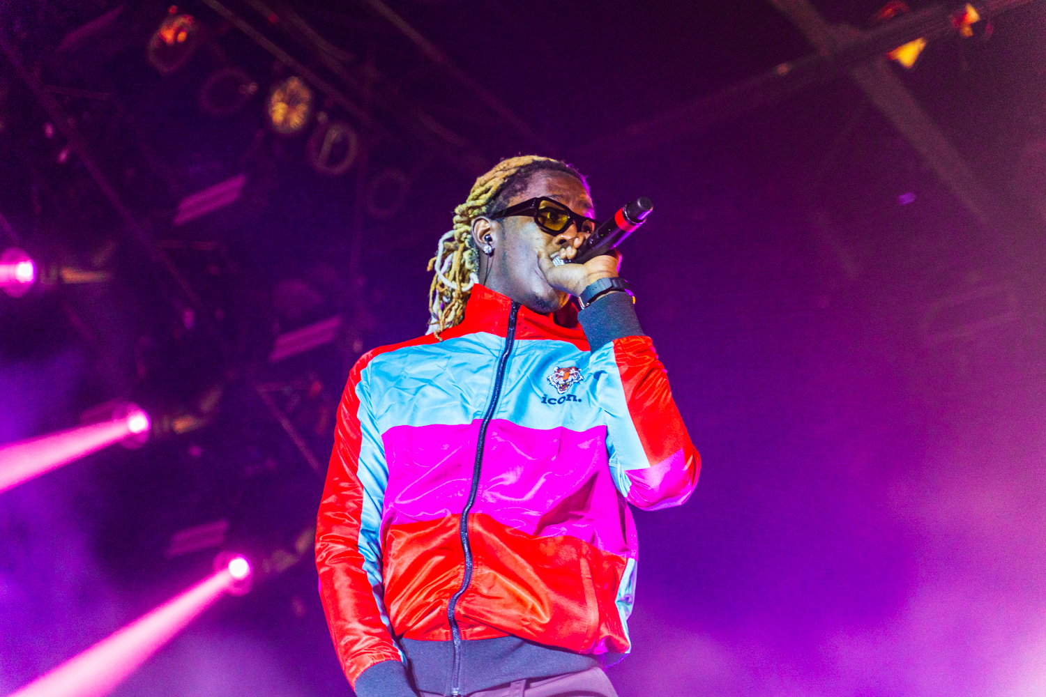 303 Magazine, 303 Music, Young Thug, Justin Bieber Big Tour, Young Thug Denver, Young Thug 2019 Tour, Young Thug Concert, Young Thug Denver Concert, The Slimestas, RJmrLA, Killy, Flipp Dinero, Fillmore Auditorium, Josie Russell, Daniel Amimoto