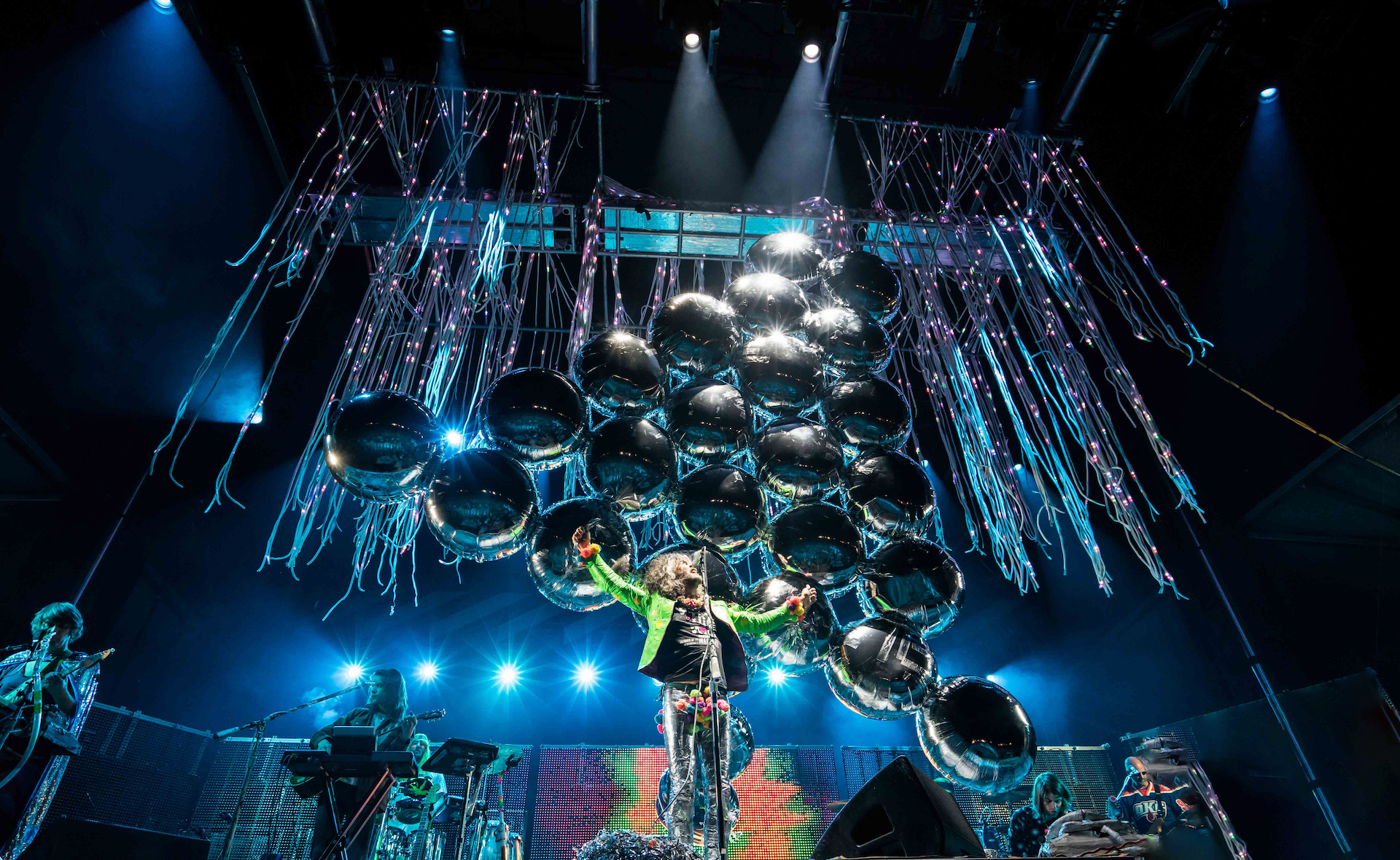 Just Announced – The Flaming Lips Will Make Mission Ballroom Debut Next Summer