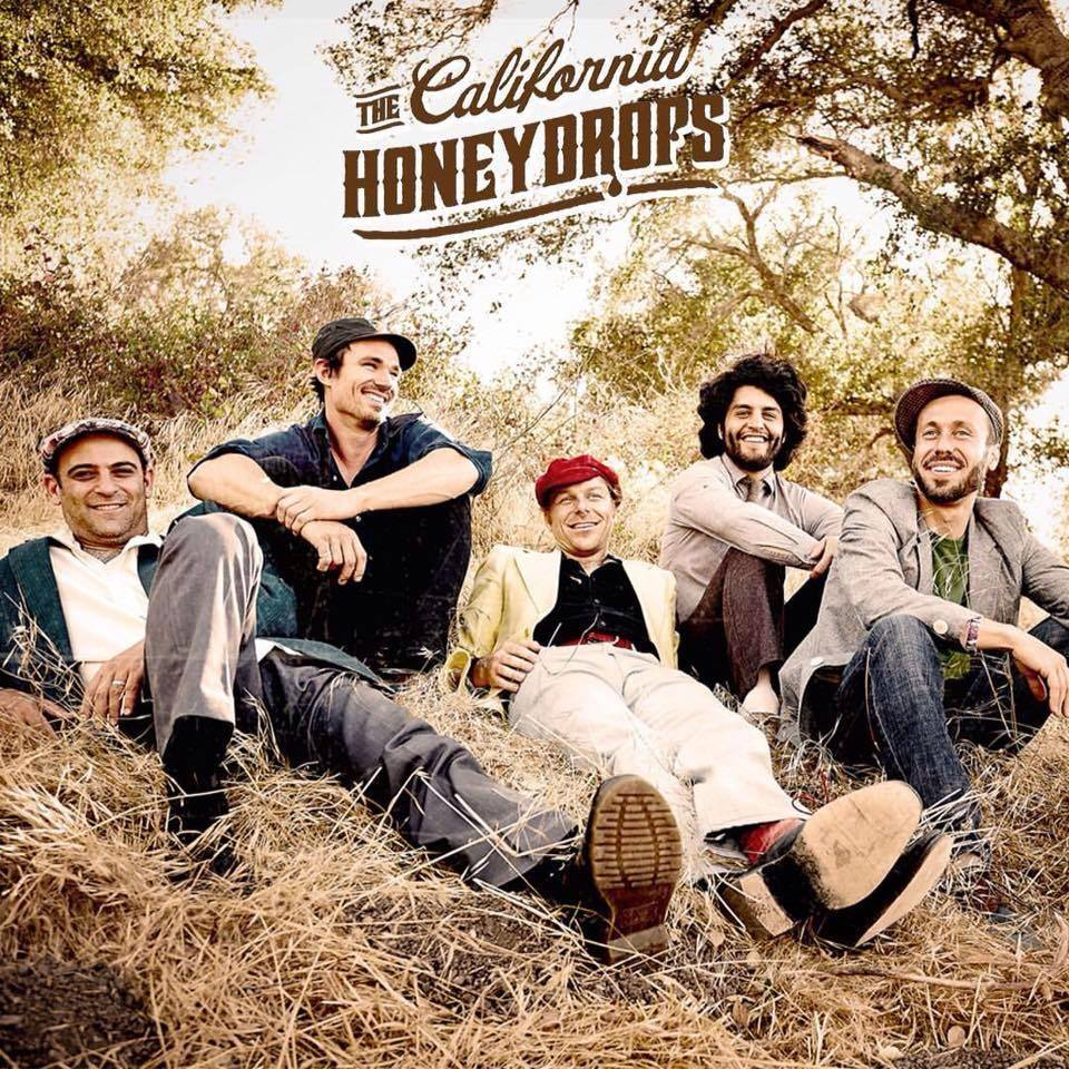 The California Honeydrops