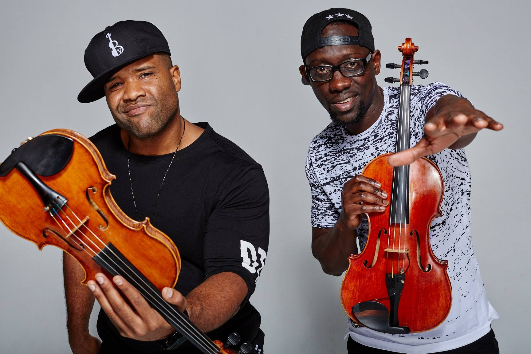 303 Magazine, 303 Music, Black Violin, Black Violin Denver, Black Violin Interview, Take the Stairs, The Paramount Theatre, Josie Russell