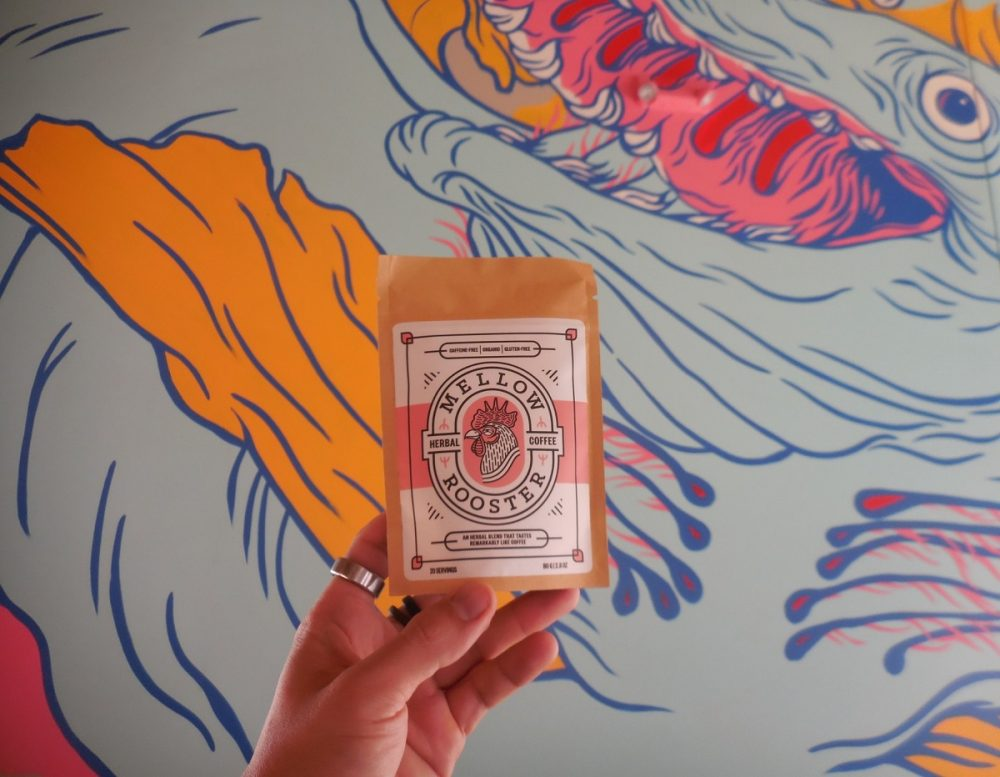 Local Coffee Alternative Mellow Rooster Is on a Mission to Help You Get Better Sleep