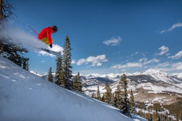 303 Magazine, 303 Outdoor + Travel, Colorado Skiing, Crested Butte