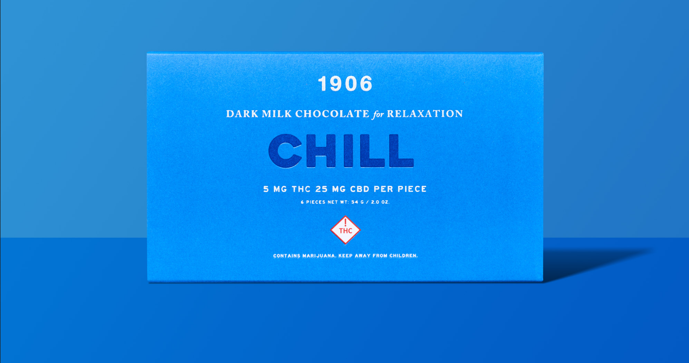 1906 CBD Chocolate